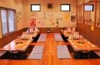 焼肉の白川(中山店)座席